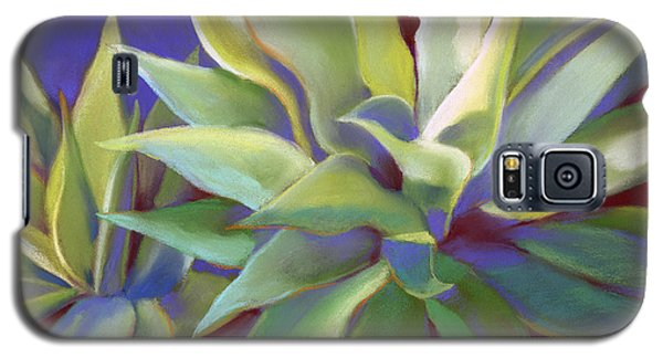 Aloe Plants In Big Sur Galaxy S5 Case