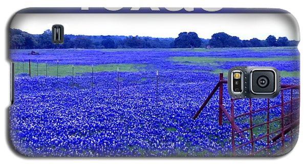 Galaxy S5 Case featuring the photograph Aloha Texas by Joe Finney
