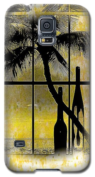 Galaxy S5 Case featuring the photograph Aloha,from The Island by Athala Carole Bruckner