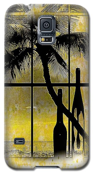 Aloha,from The Island Galaxy S5 Case by Athala Carole Bruckner