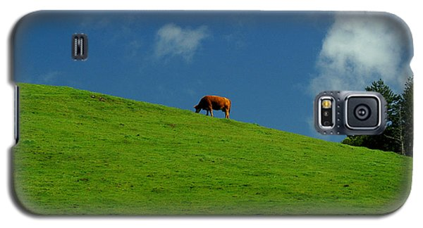 Alone Again - Squared Galaxy S5 Case