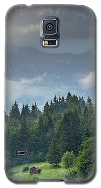 Alone In German Alps Galaxy S5 Case