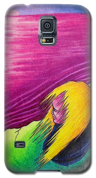 Alone Galaxy S5 Case by Michael  TMAD Finney