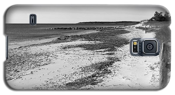 Galaxy S5 Case featuring the photograph Alone by Michelle Wiarda