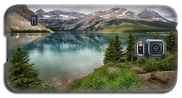 Along Icefields Parkway Galaxy S5 Case
