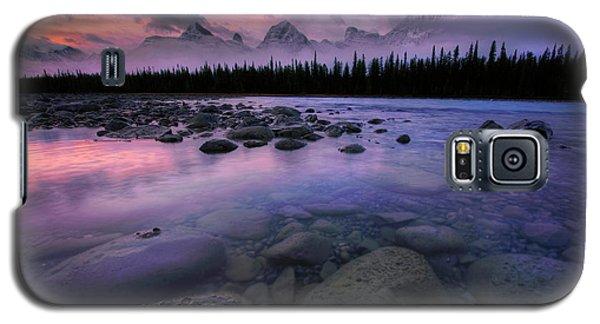 Along The Athabasca Galaxy S5 Case