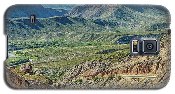 Along The Border Galaxy S5 Case