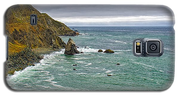Along The Coast Highway Galaxy S5 Case by Joseph Hollingsworth