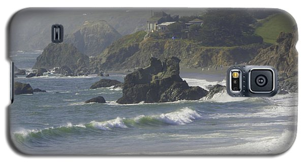 Along The Pacific #2 Galaxy S5 Case