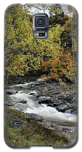 Along The Rural Road Galaxy S5 Case