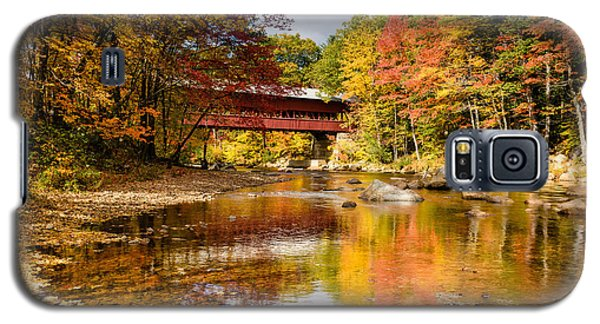 Along The Swift River Galaxy S5 Case
