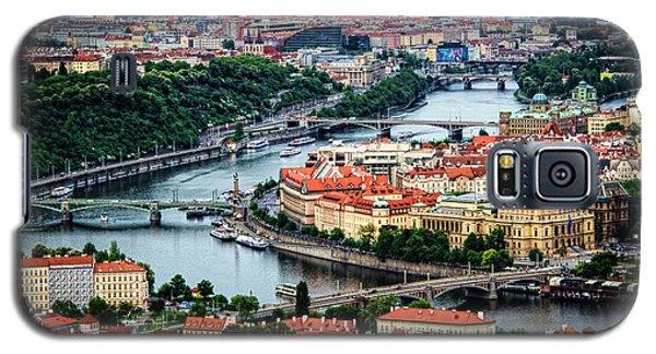 Along The Vltava River Galaxy S5 Case
