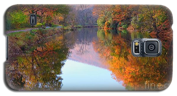 Along These Autumn Days Galaxy S5 Case