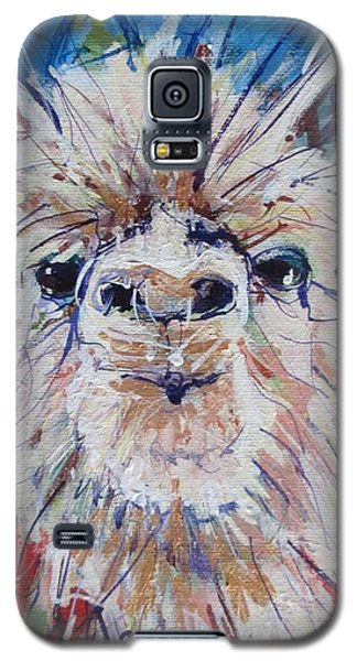 Alpaca Crazed Galaxy S5 Case