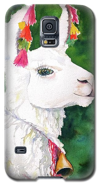 Alpaca With Attitude Galaxy S5 Case