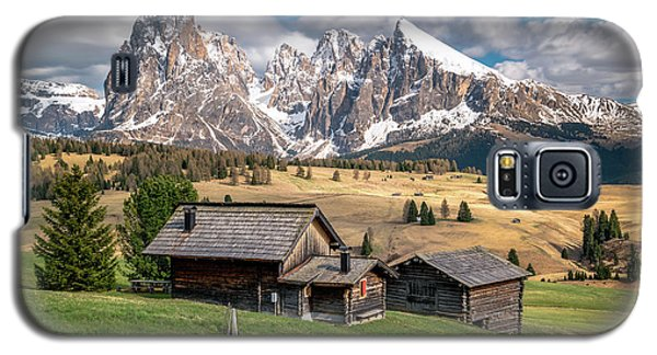 Alpe Di Suisi Cabin Galaxy S5 Case