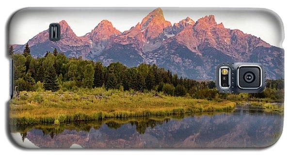 Alpen Glow Galaxy S5 Case by Mary Hone