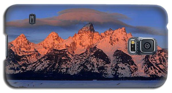 Alpenglow Tetons 2 Galaxy S5 Case