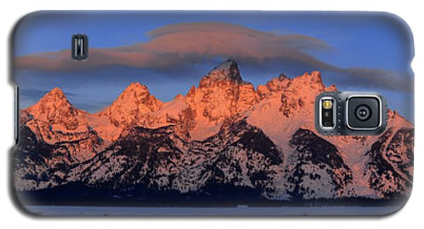 Alpenglow Tetons 2 Galaxy S5 Case