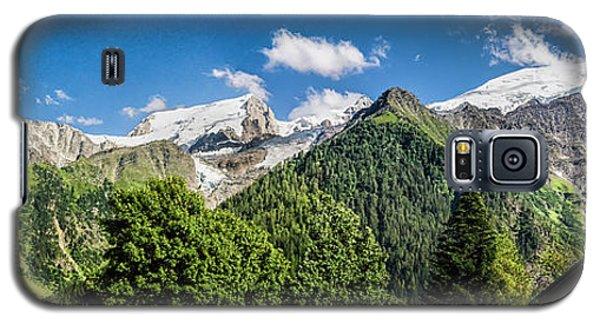 Alpine Chalet Galaxy S5 Case