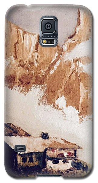 Alpine Home  Galaxy S5 Case