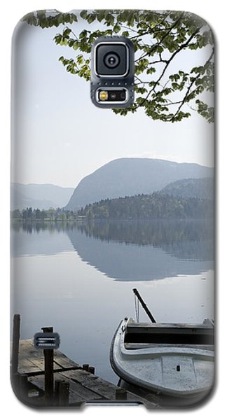 Galaxy S5 Case featuring the photograph Alpine Moods by Ian Middleton