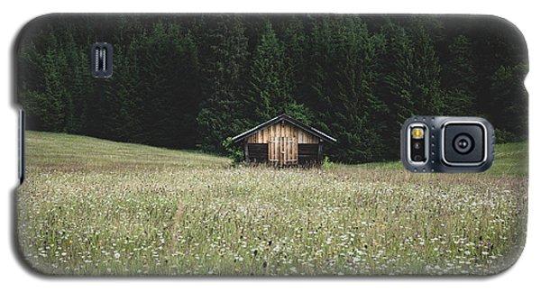 Alpine Symmetry Galaxy S5 Case
