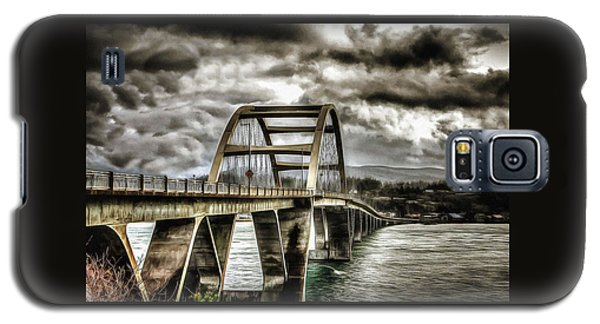 Alsea Bay Bridge Galaxy S5 Case