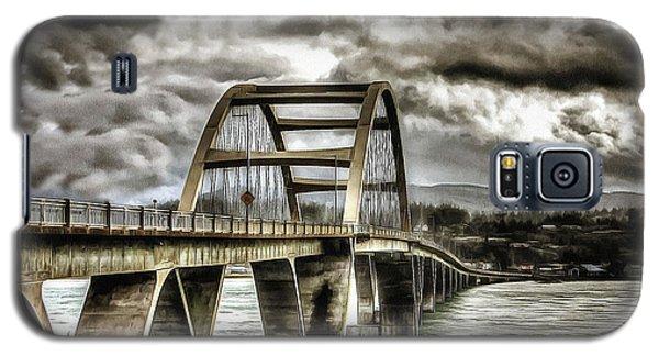 Alsea Bay Bridge Galaxy S5 Case