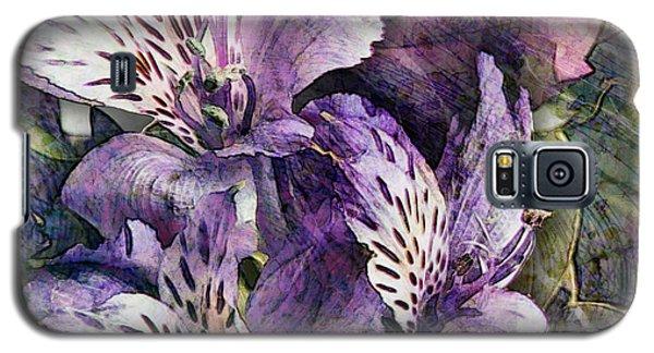 Alstroemeria Galaxy S5 Case
