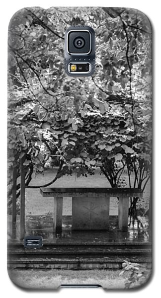 Altar In The Garden Galaxy S5 Case