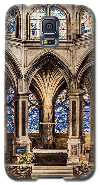 Paris, France - Altar - Saint-severin Galaxy S5 Case
