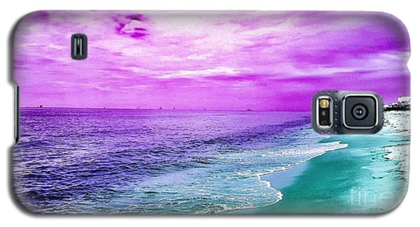 Alternate Beach Escape Galaxy S5 Case