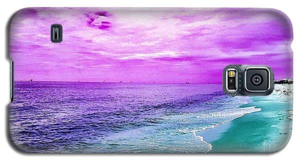 Alternate Beach Escape Galaxy S5 Case
