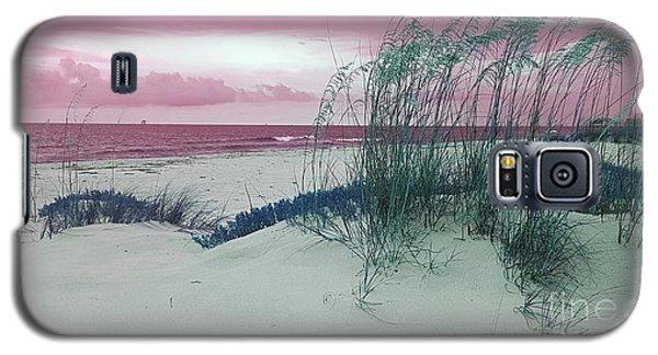 Alternate Beachscape  Galaxy S5 Case