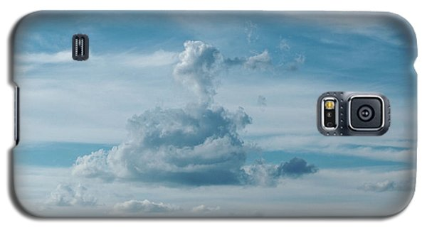 Galaxy S5 Case featuring the photograph Altitude by Tom Druin