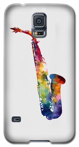 Alto Sax Galaxy S5 Case