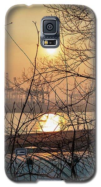 Altonaer Balkon Sunset Galaxy S5 Case