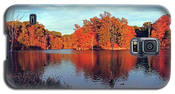 Alum Creek Landscape Galaxy S5 Case