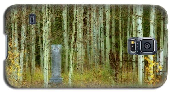 Alvarado Cemetery 41 Galaxy S5 Case