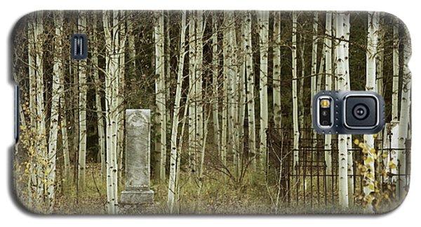 Alvarado Cemetery 42 Galaxy S5 Case