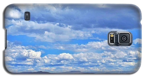 Sky Over Alvord Playa Galaxy S5 Case