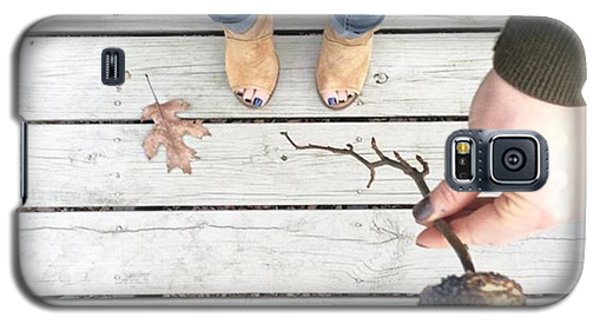 Music Galaxy S5 Case - Am I The Only One That Likes My by E M I L Y  B U R T O N