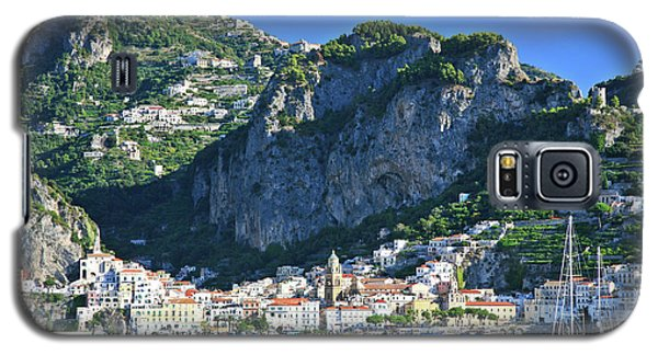 Amalfi Cove Galaxy S5 Case