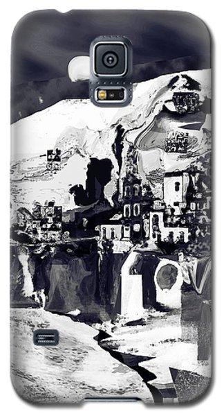 Amalfi Love Under The Moon Galaxy S5 Case