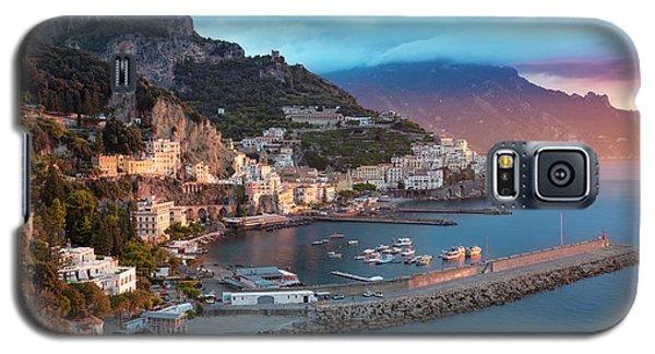 Amalfi Sunrise Galaxy S5 Case by Brian Jannsen