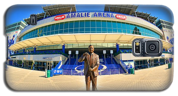 Amalie Arena Galaxy S5 Case