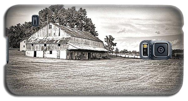 Amana Colonies Farm House Galaxy S5 Case by Scott Hansen