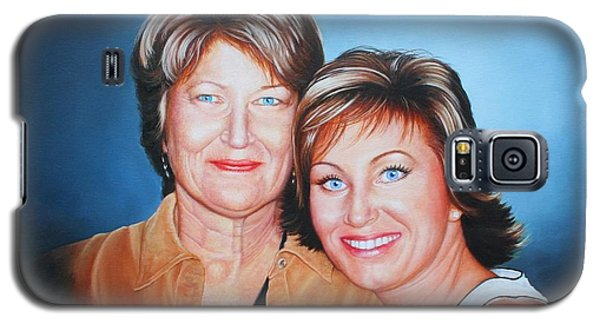 Amanda And Mom Galaxy S5 Case