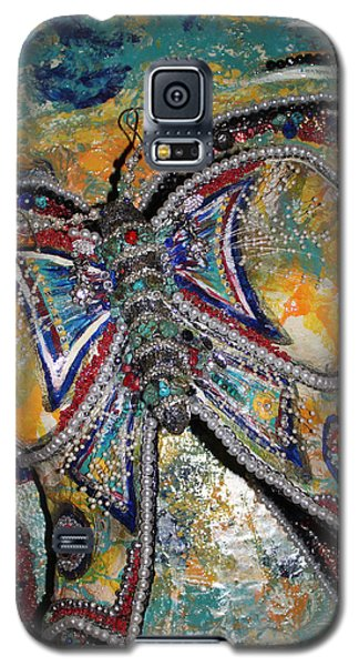 Amanda - My Precious Butterfly Supporter Galaxy S5 Case